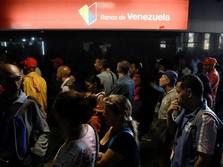 Krisis Ekonomi, Warga Venezuela Mengerubungi ATM