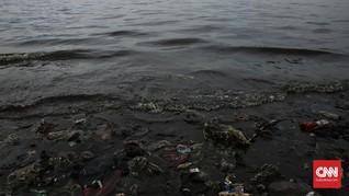1,29 Juta Metrik Ton Sampah dari Indonesia Masuk ke Laut