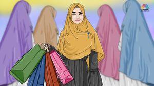 Desainer: Produk China Kuasai Pasar Hijab Indonesia