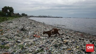 Penggunaan Kantong Plastik Industri Ritel Akan Diatur