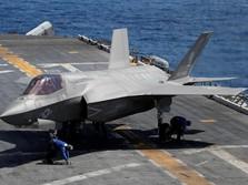 Mohon Maaf! RI Belum Bisa Dapat Jet Tempur 'Siluman' F-35 AS