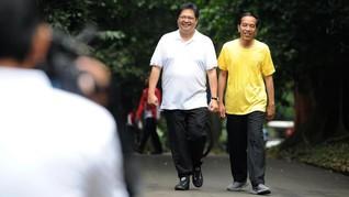 Ngabalin ke KSP, Airlangga Bangga Kader Golkar Bantu Istana