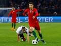 Cetak Dua Gol, Ronaldo Masih Kalah Tajam dari Legenda Iran