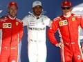 Hamilton Rebut Pole GP Australia, Kalahkan Duo Ferrari