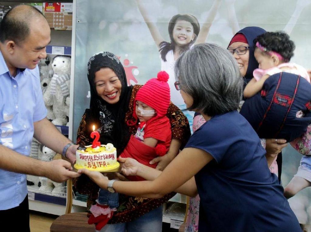 Wujud Kepedulian Anak Indonesia