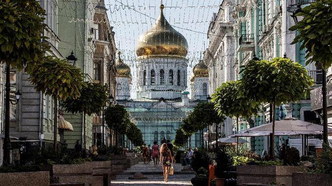 Rostov-on-Don, Gerbang Perbatasan Kebudayaan Asia dan Eropa