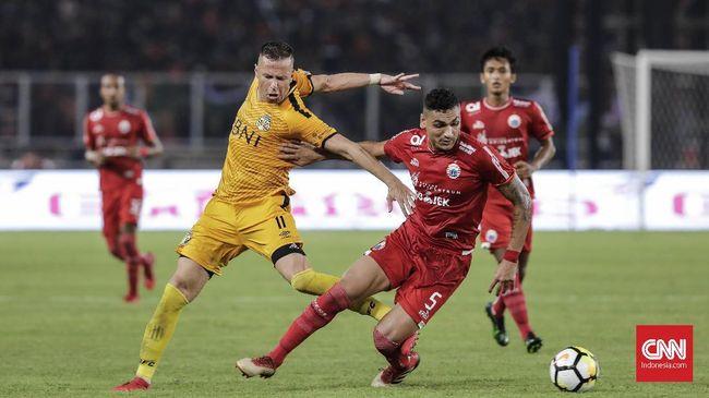 Tiket Persija vs Arema Lebih Sedikit Dibanding di Piala AFC