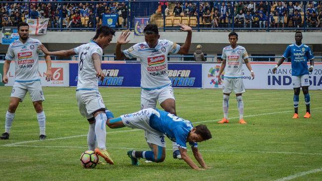 5 Fakta Menarik Jelang Persib vs Arema di Liga 1 2018