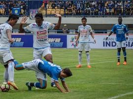 Sempat Unggul Dua Gol, Arema Ditahan Imbang Mitra Kukar