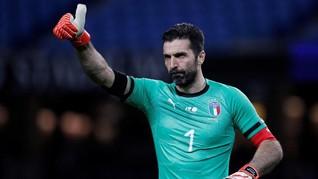 Buffon, Salah Satu Pemain yang Tampil di Lima Piala Dunia
