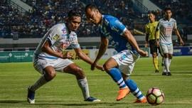 Persib Ditahan Imbang Bali United di Liga 1 2018