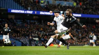 Pembelaan Di Biagio Usai Timnas Italia Dikalahkan Argentina
