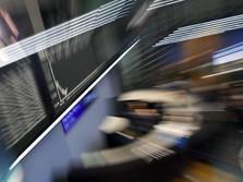 Kasus Corona Naik, Bursa Eropa Masuk Zona Merah di Sesi Awal
