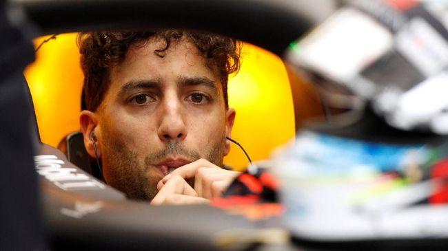 GP Belgia: Hubert Meninggal, Ricciardo Sempat Menolak Tampil