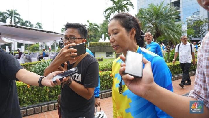 Teken Surat Penjualan Aset Pertamina, Rini: Saya Tidak Ingat