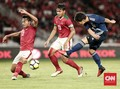 Timnas Indonesia U-19 Kalah 1-4 dari Timnas Jepang U-19