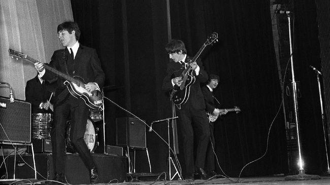 50 Tahun 'White Album,' The Beatles Rilis Video Musik Baru
