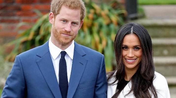 Biaya Pernikahan Pangeran Harry-Meghan Capai Rp 608 Miliar?