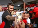 David Beckham Galang Donasi Bantu Tenaga Medis Lawan Corona