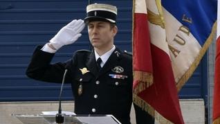 Adik Polisi Supermarket Perancis: Dia Beri Nyawa Bagi Lainnya
