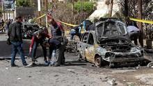 Bom Meledak Jelang Pilpres Mesir, Dua Polisi Tewas