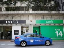Berpotensi Monopoli, Bagaimana Nasib Akuisisi Uber-Grab?