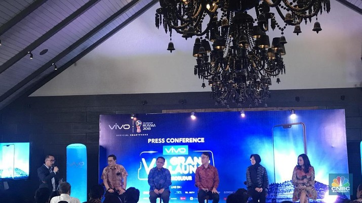 Penjualan Global Turun, Pasar Vivo Tetap Stabil