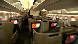 VIDEO: Maskapai Australia Terbang 17 Jam ke Inggris