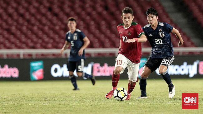Timnas Indonesia U-19 dan Jepang Imbang di Piala Asia U-19