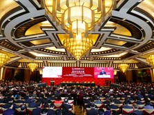 CEO Dunia Buka Suara di China Development Forum 2018