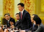 China Janji Akan Buka Ekonomi dan Lindungi HAKI