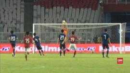 VIDEO: Timnas Indonesia U-19 Kalah Telak dari Jepang