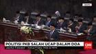 Politisi PKB Sebut Cak Imin Wakil Presiden dalam Doa di MPR