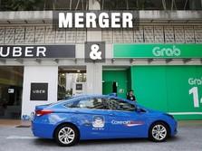 Akuisisi Uber oleh Grab Tak Langgar Aturan