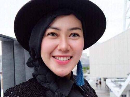 7 Gaya Peserta Sunsilk Hijab Hunt 2018 Pakai Topi Kekinian 1