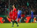 FOTO: Kemalangan Ronaldo Ketika Portugal Ditekuk Belanda 3-0