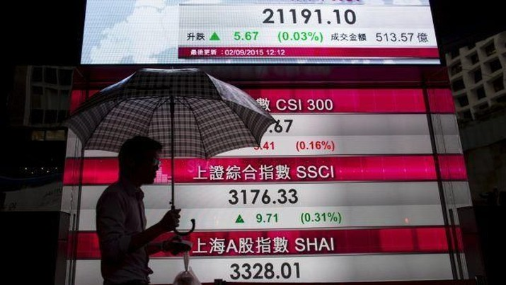 Data Ekonomi AS Berhasil Bawa Bursa Saham Asia Menguat