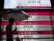 Dibuka di Zona Hijau, Bursa Saham Asia Kompak Amblas