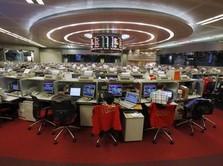 Bursa Hong Kong Ditutup Terkoreksi 0,21%
