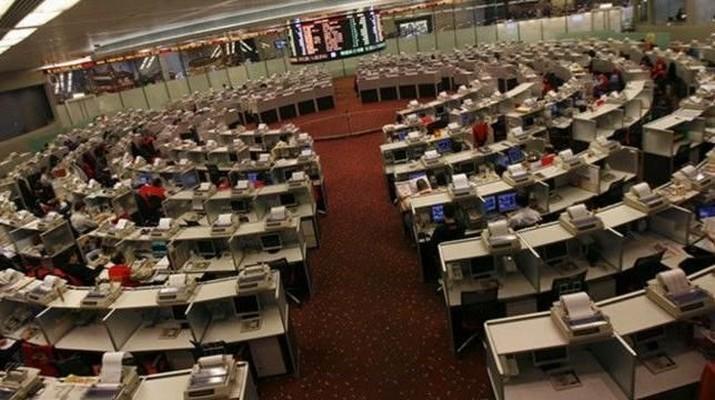 China Batalkan Pertemuan dengan AS, Bursa Hong Kong Tergerus