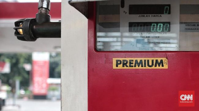 Kuota BBM Premium Jawa, Madura, dan Bali Ditambah 4,3 Juta KL