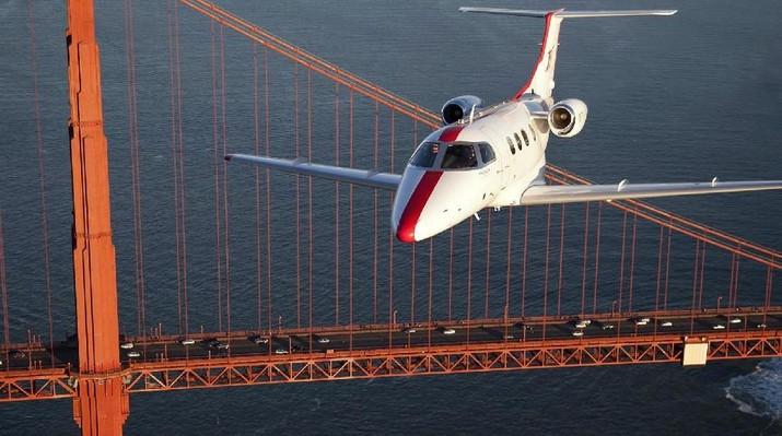 Pesawat Jet Pribadi