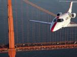 Sewa Jet Pribadi Kala Corona, ke Mana Orang Kaya Terbang?