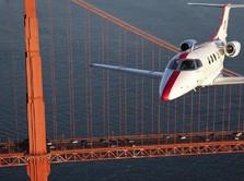 Maskapai Ini Tawarkan Layanan ke Kampus Naik Jet Pribadi