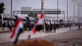 Militer Sebut Kelompok Pemberontak Tolak Tinggalkan Goutha
