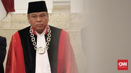 Berkukuh Soal Saksi, Partai Nanggroe Aceh 'Diserang' Hakim MK