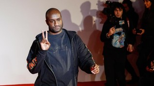 Virgil Abloh Didapuk Jadi Direktur Artistik Louis Vuitton