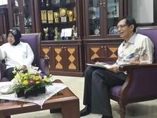 Menteri Rini Tunjuk Guru Besar ITB Jadi Komisaris KAI