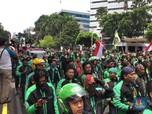 Driver Demo Besar, Nadiem: 1,5 Juta Orang Dinafkahi Go-Jek