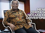 Menhub Cerita Soal Neraka Kecil Driver Online